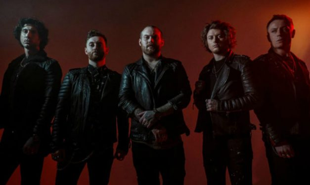 "Ben Bruce of Asking Alexandria on new album ""A house on Fire"""