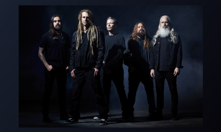 More god than man an Interview with Willie Adler of Lamb of God