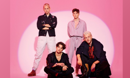 "The Vamps single ""Married in Vegas"" and album Cherry Blossom, Interview"