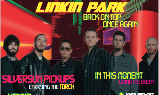 June 2007 – Linkin Park
