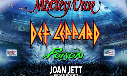 MÖTLEY CRÜE: The World's Most Notorious Rock Band Announces upcoming 2021 Stadium tour