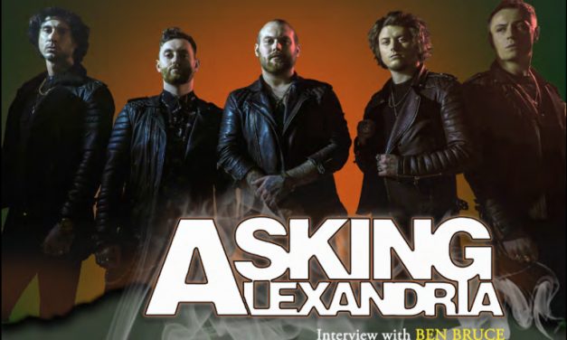 July 2020, Asking Alexandria