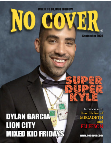 September Issue 2020, Super Duper Kyle