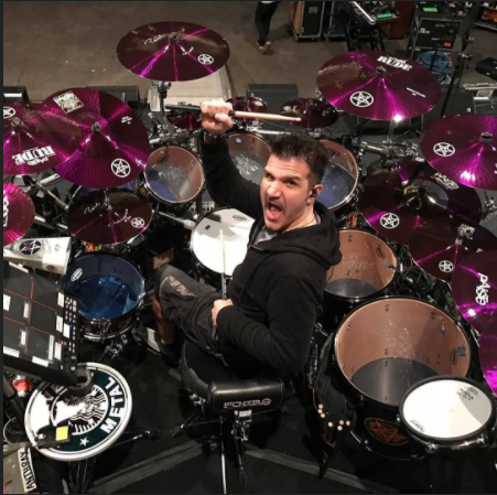 Charlie Benante – Drummer Of Anthrax Speaks About New Music, Politics And How The 90ties Changed The Music Industry….