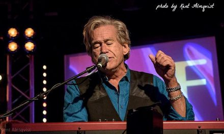 "Legendary artist Bill Champlin is ""Living for Love""……………."