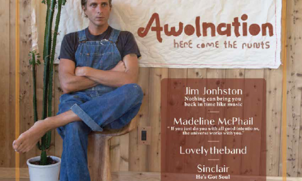 March 2018 – Awolnation