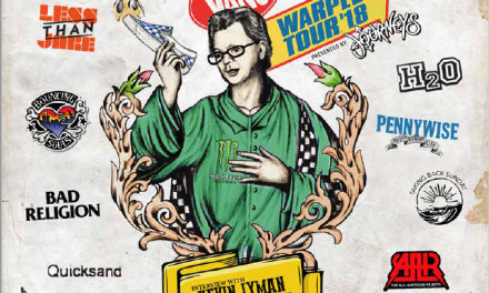 June 2018 – The Final Warped Tour Issue