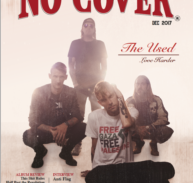 December 2017 – The Used