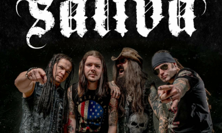 "Saliva celebrating 20 year anniversary of ground breaking record ""Every Six Seconds"""