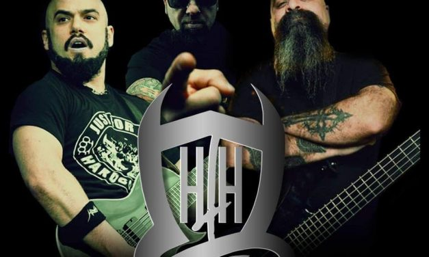 Marc rizzo's crazy ride and new project hail the horns